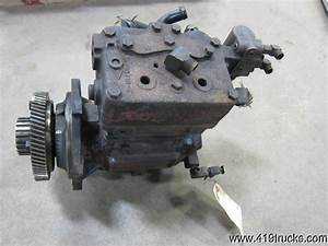 Series 60 Detroit Diesel Tu Flo 750 Air Compressor Casting