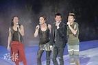 草蜢亲吻古天乐 无惧惹同性恋绯闻(组图)_影音娱乐_新浪网