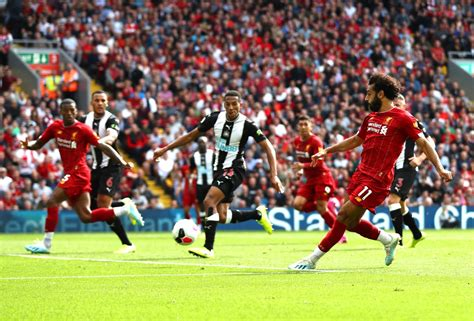 Liverpool 3-1 Newcastle - As it happened and reaction ...