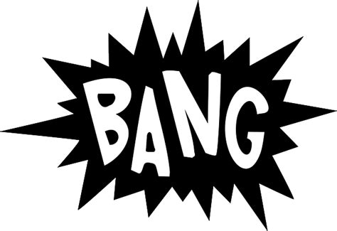Bang Explosion Noise Free Vector Graphic Pixabay