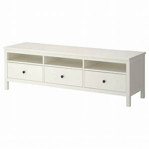 Tv Bank Hemnes : hemnes tv bench white stain 183x47 cm ikea ~ Watch28wear.com Haus und Dekorationen