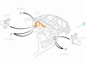 2020 Subaru Legacy Harness Bulkhead  Wiring Harness Center