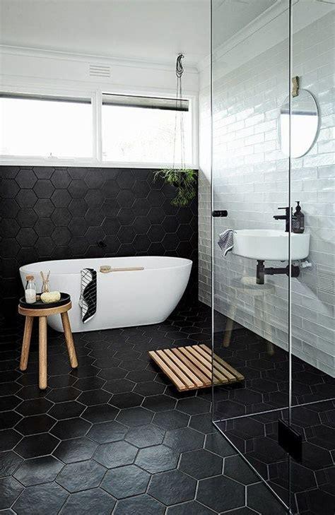 Badezimmer Fliesen Sechseck by 39 Stilvolle Sechseck Fliesen Ideen F 252 R Badezimmer Beste