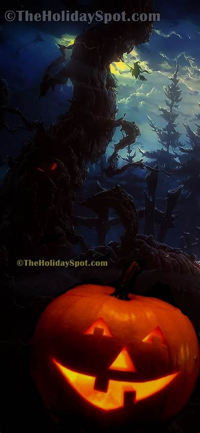 Iphone Halloween Wallpapers Pumpkin Themed Iphones Plus