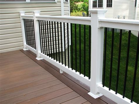 black porch railing choosing front porch railing kit bistrodre porch and