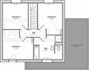 emma o bastea With plan maison cubique toit plat