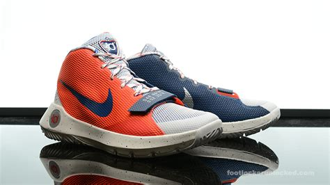 nike kd trey 5 red orange