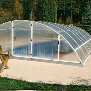 Abri Haut Piscine : abris piscine moins cher ~ Premium-room.com Idées de Décoration