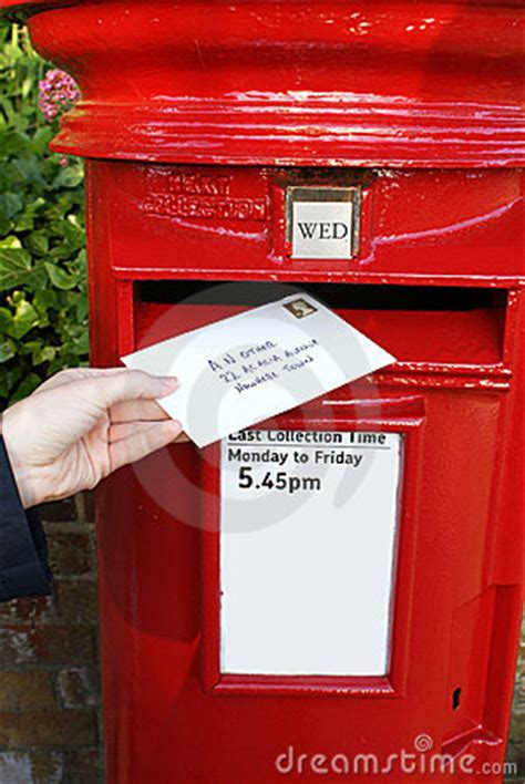 post letter  mailbox royalty  stock  image