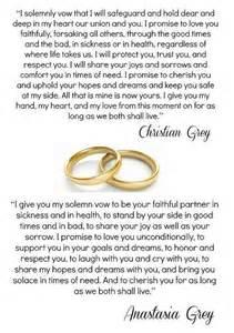 Marriage Christian Wedding Vows