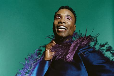 Billy Porter Pose His Career Before The Met Gala