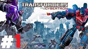 Transformers  War For Cybertron - Autobot Pt 1
