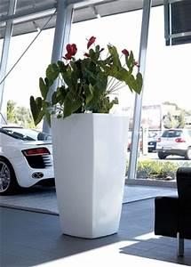 Grand Pot Plante : grand pot fleur exterieur design tenue d 39 jardin ~ Premium-room.com Idées de Décoration
