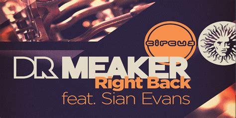 Dr Meaker Feat. Sian Evans