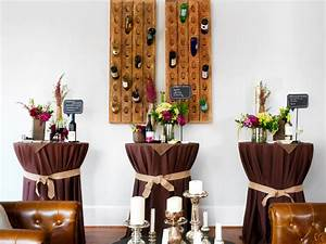The gallery for --> Wine Tasting Event Decor