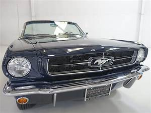 1964 1/2 Ford Mustang Convertible for Sale at Daniel Schmitt & Co.