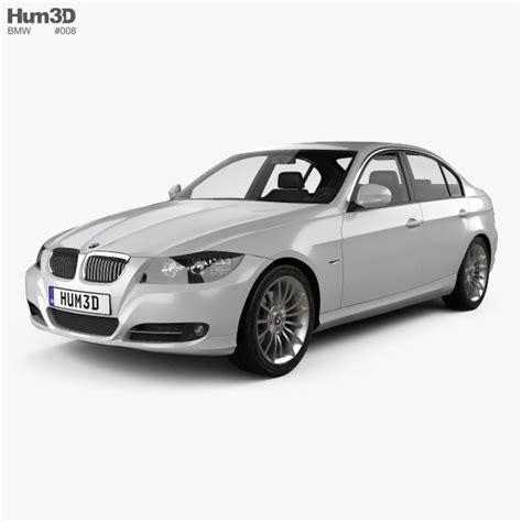 2011 Bmw 3 Series Sedan bmw 3 series sedan 2011 3d model vehicles on hum3d