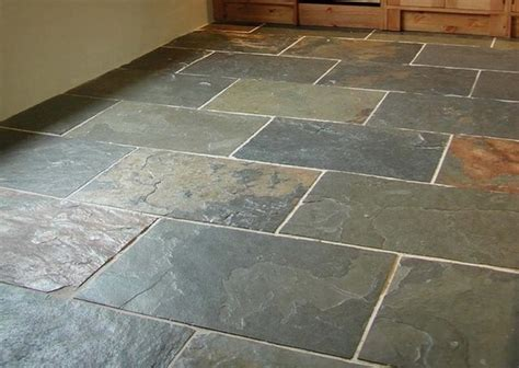 Kitchen Flooring  Slate Or Cushion?