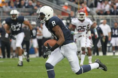 State College, PA - Penn State Football: Allen Robinson ...