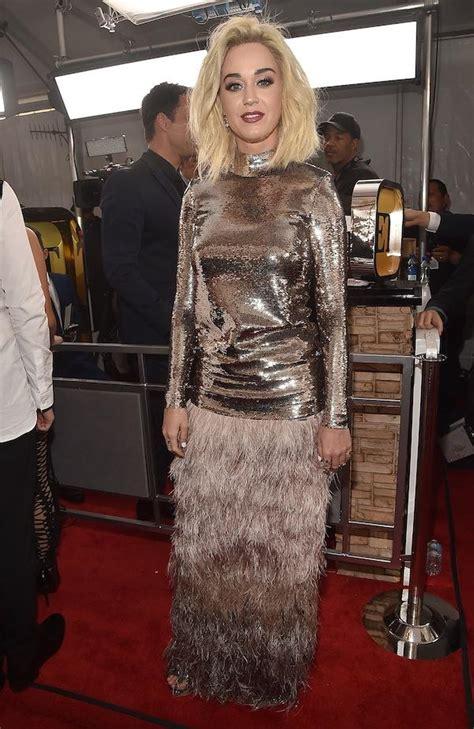Worst-Dressed At The 2017 Grammy Awards: Rihanna, Katy ...