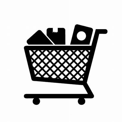 Icon Shopping Supermarket Transparent Icons Grocery Clipart