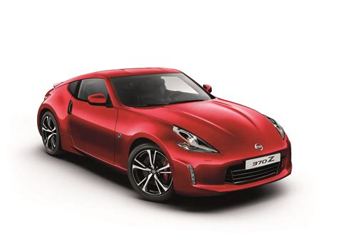 New Nissan 370z Takes A Bow