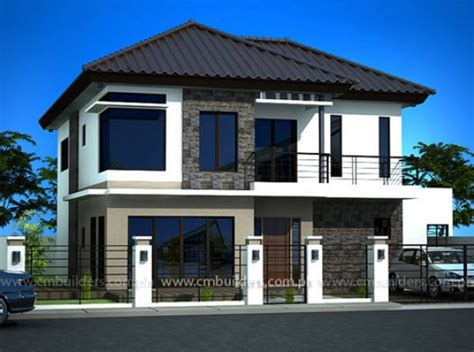 house architectural modern house design cm builders