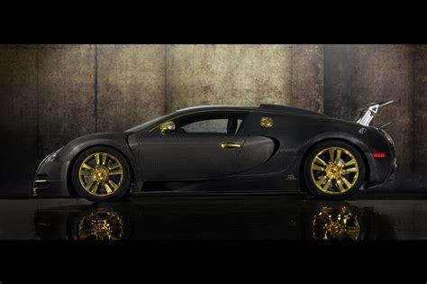Bugatti Veyron Carbon Fiber