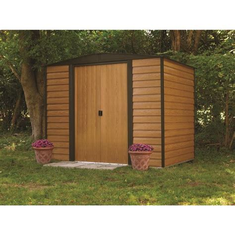 Best 25  Metal storage sheds ideas on Pinterest   Wood
