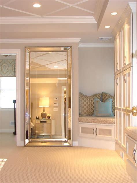 leaner mirror ceiling treatment kaplan pinterest