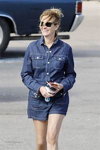 JULIA ROBERTS Out Shopping in Malibu 01/09/2017 - HawtCelebs
