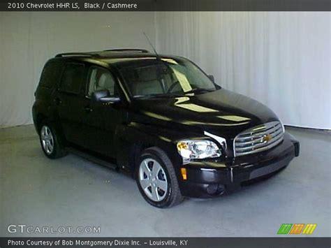 2010 Chevrolet Hhr Ls by Black 2010 Chevrolet Hhr Ls Interior