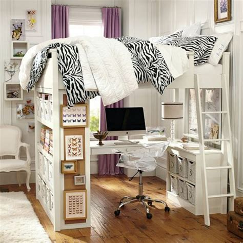 chambre 2 lits 17 best ideas about lit mezzanine bureau on