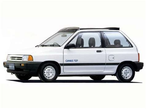 ford festiva  years  modifications  reviews