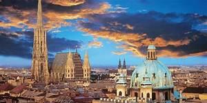 Vienna The Capital City Of Austria