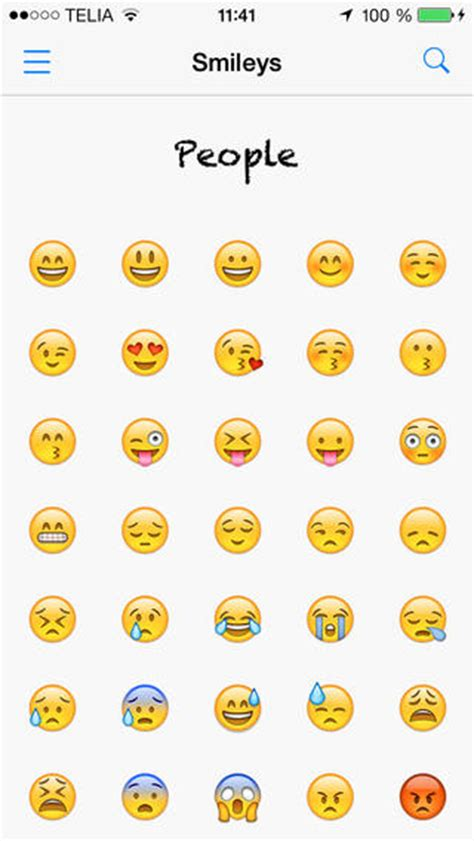 iphone emoji meaning smileys lookup emoji names and meanings on the app