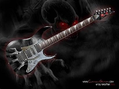 Roll Rock Cool Wallpapers Wallpapersafari Rocknroll Guitarra