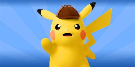 Detective Pikachu Movie Sets Release Date