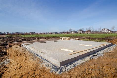 Bodenplatte Ohne Fundament by Fundament Und Bodenplatte Gleichzeitig Betonieren 187 Geht Das