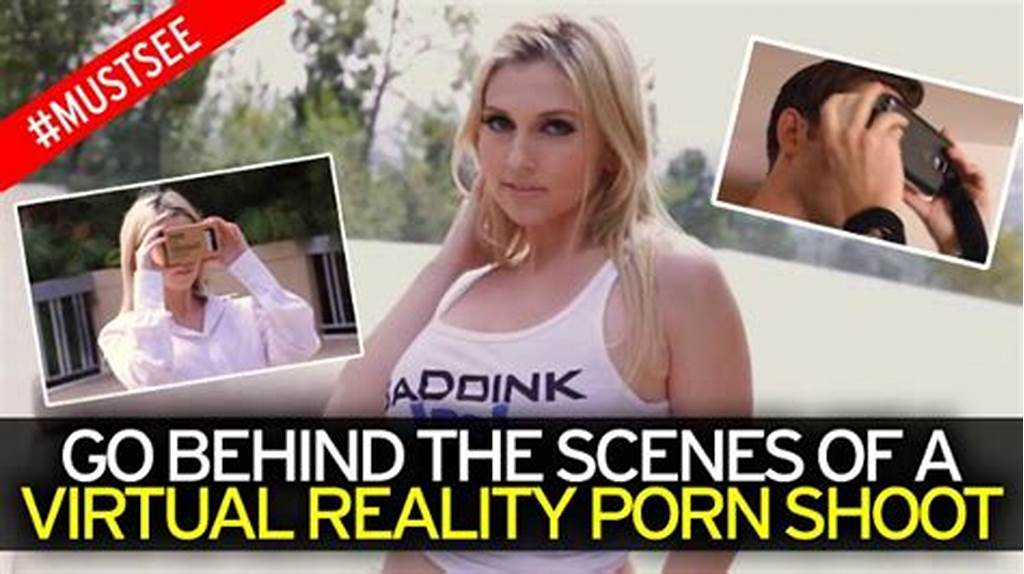 #Thousands #Of #Women #Confess #To #Wanting #Virtual #Reality #Sex