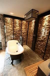 Déco Salle De Bains : la salle de bain de style industriel ~ Melissatoandfro.com Idées de Décoration