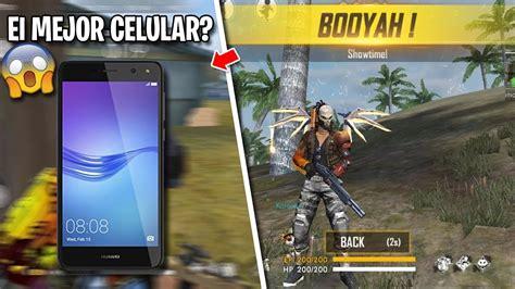 Free fire es un increíble battle royale destacado por poderse jugar en casi todos los celulares. Los MEJORES CELULARES para JUGAR Free Fire EN ULTRA 2019 ...