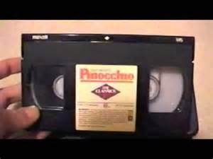 My Disney VHS Collection Black Diamond