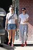 Kristen Stewart and girlfriend Dylan Meyer seen heading ...