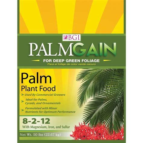 fertilizer  bismarck palm cromalinsupport
