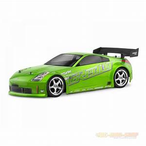 1 10 Karosserie : nissan 350z greddy twin turbo karosserie 1 10 200mm ~ Jslefanu.com Haus und Dekorationen