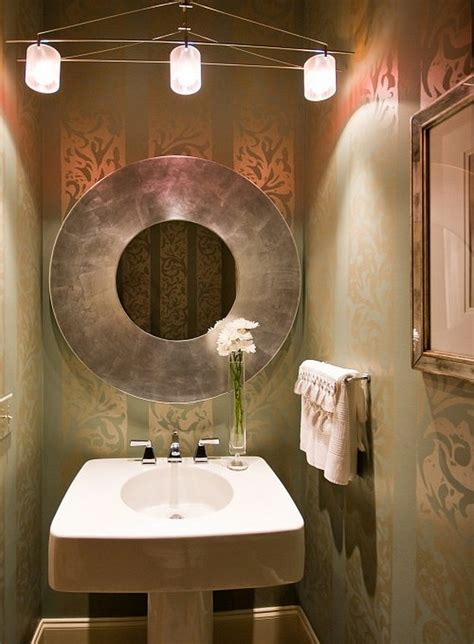 powder room mirror powder room guest bathroom powder room design ideas 20 photos