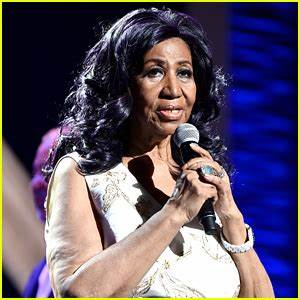 Aretha Franklin Photos, News and Videos | Just Jared