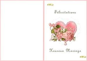 mot mariage carte carte mariage carte de mariage