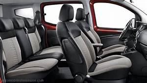 Dimensioni Fiat Qubo 2016  Bagagliaio E Interni